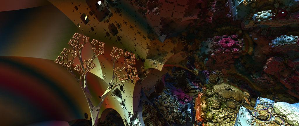 3D Fractals via Mandelbulber – A Geeky Gulati