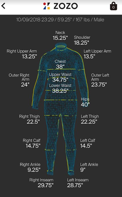 Custom Fit Clothing: Zozo Pants – A Geeky Gulati